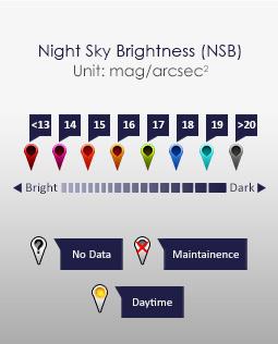 Globe at Night - Sky Brightness Monitoring Network